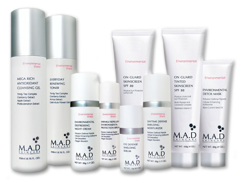 Photo of M.A.D SKINCARE Family of Products