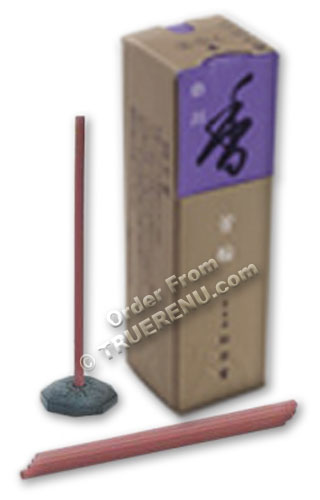 PHOTO TO COME: Shoyeido Horin Incense Sticks Shirakawa