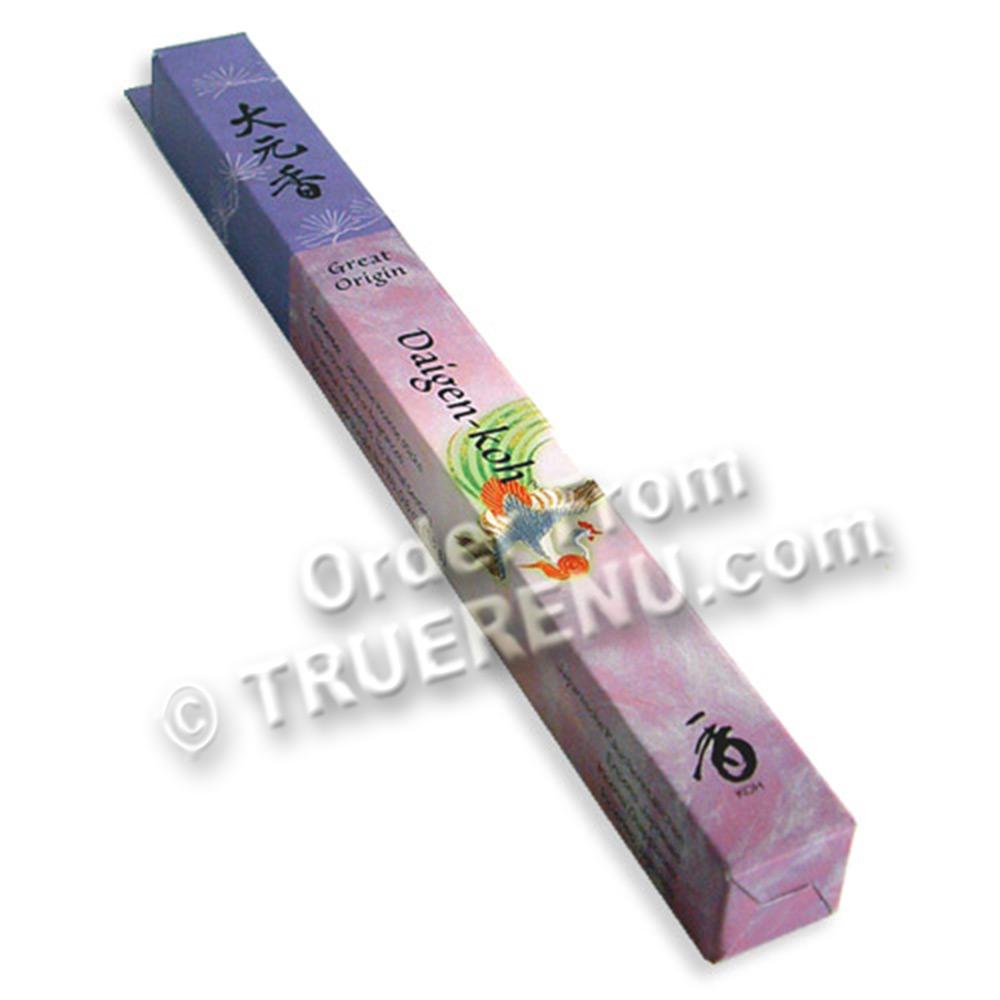PHOTO TO COME: Shoyeido's Daily Incense Daigen-koh ''Great Origin'' Incense - 30 stick bundle