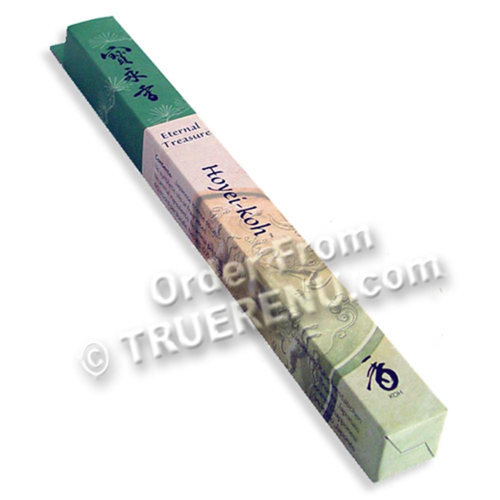 PHOTO TO COME: Shoyeido's Daily Incense Hoyei-koh ''Eternal Treasure'' Incense - 40 stick bundle
