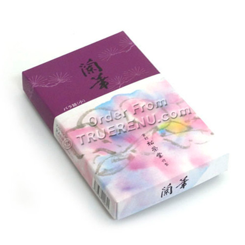 PHOTO TO COME: Shoyeido Selects Ranka ''Orchid'' Incense - 450 sticks
