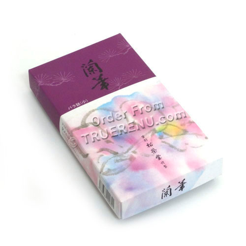 PHOTO TO COME: Shoyeido Selects Ranka ''Orchid'' Incense - 300 sticks