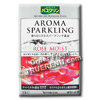 Photo of Karada Plus Aroma Sparkling ''Rose Moist'' Bath Salts from Bathclin - Five 30g Packets, 150g total