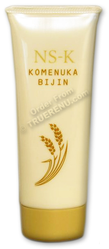 Photo of Komenuka Bijin NS-K All-Natural Facial Cleansing Foam with Rice Bran - 100g