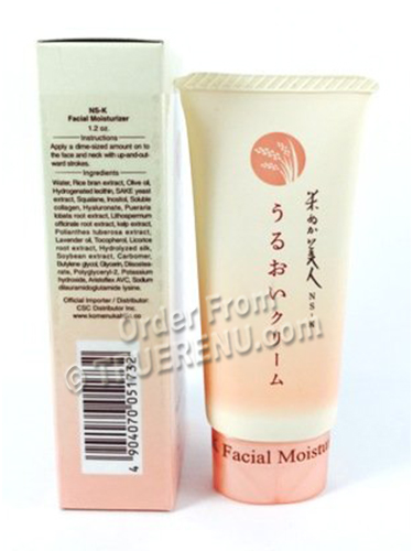 PHOTO TO COME: NS-K Komenuka Bijin Facial Moisturizer - 35g (1.2 oz)