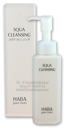 PHOTO TO COME: HABA pure roots Squa Cleansing Oil with Squalane - 120ml