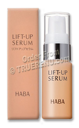 PHOTO TO COME: HABA Lift-Up Serum - 15ml