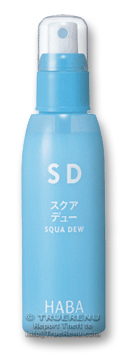 Photo of HABA Squa Dew Spray Moisturizer - 120ml