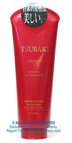 Photo of Shiseido Tsubaki Hair Conditioner Treatment - 200g Tube
