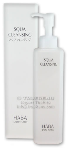 PHOTO TO COME: HABA pure roots Squa Cleansing Oil with Squalane - 240ml
