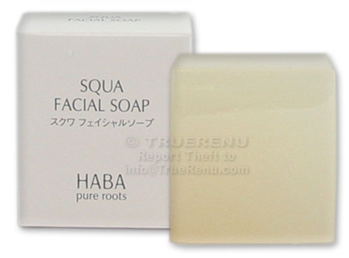 PHOTO TO COME: HABA Clear Squa Facial Soap - 100g