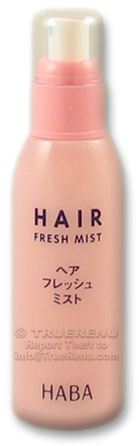 Photo of HABA Hair Fresh Mist Conditioner Spray with Squalane - 120ml
