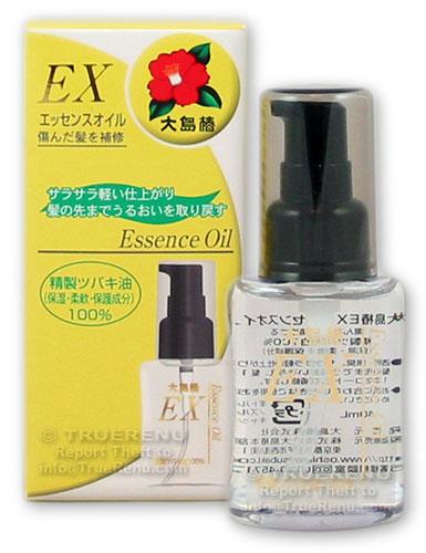 Photo of Oshima Tsubaki EX Essence Oil - 40ml