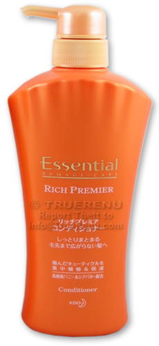 PHOTO TO COME: KAO Essential Damage Care - Rich Premier Conditioner - 500ml Pump Bottle