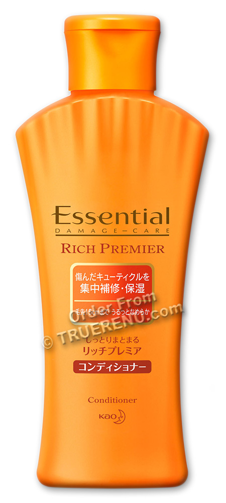Photo of KAO Essential Damage Care - Rich Premier Conditioner - 200ml