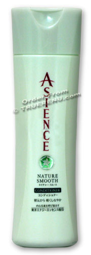 PHOTO TO COME: KAO Asience Nature Smooth Conditioner - Regular Size Bottle - 220ml