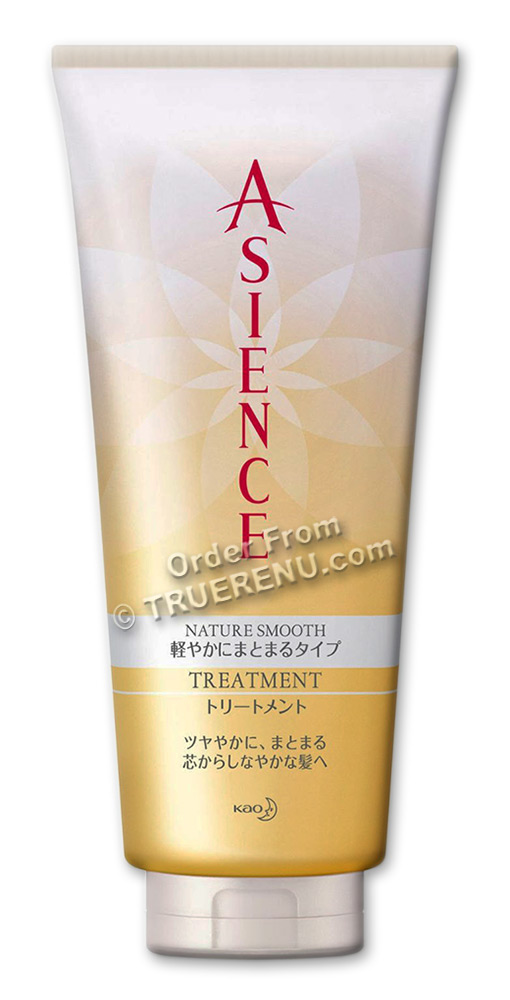 PHOTO TO COME: KAO Asience Nature Smooth Hair Treatment - 180g