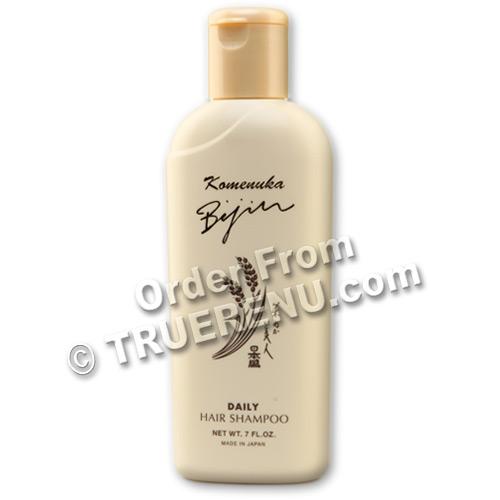 PHOTO TO COME: Komenuka Bijin Daily Shampoo with Natural Rice Bran - 200ml