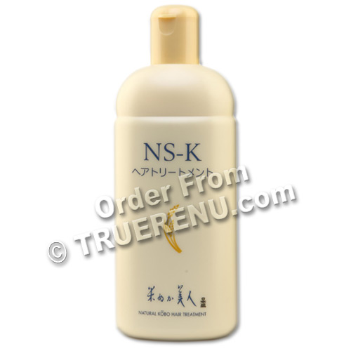 PHOTO TO COME: Komenuka Bijin NS-K Natural KOBO Light Hair Treatment - 375ml