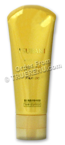 PHOTO TO COME: Shiseido Tsubaki Head Spa with Essential Oils: Massage Spa Mask - 180g