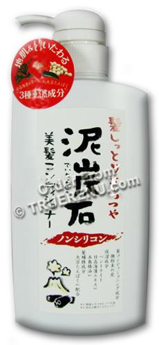 PHOTO TO COME: Pelican DEI-TAN-SEKI Clay & Charcoal Conditioner - 500ml