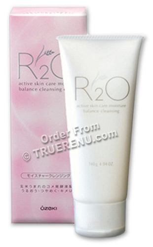 PHOTO TO COME: Ozeki R2O Active Skin Care - Moisture Balance Make-Up Cleansing Cream - 140g