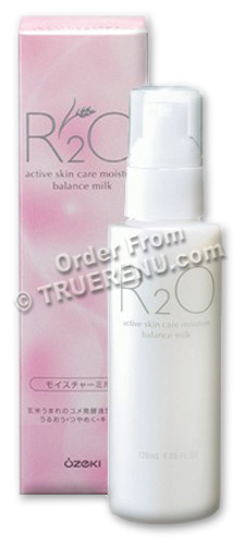 PHOTO TO COME: Ozeki R2O Active Skin Care - Moisture Balance Facial Milk Lotion - 120ml