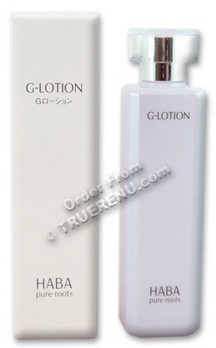 PHOTO TO COME: HABA pure roots G-Lotion Skin Toner with Seaweed - Sea Salt and Bamboo Water - 180ml
