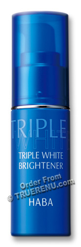 Photo of HABA Triple White Brightener - 20ml