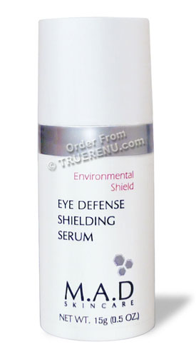 PHOTO TO COME: M.A.D SKINCARE ENVIRONMENTAL: Eye Defense Shielding Serum - 15g