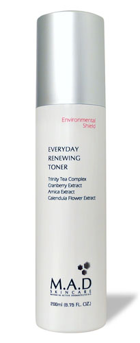 PHOTO TO COME: M.A.D SKINCARE ENVIRONMENTAL: Everyday Renewing Toner - 200ml
