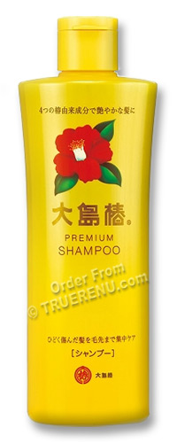 Photo To Come: Oshima Tsubaki Premium Shampoo with Camellia Oil - 300ml