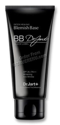 Photo of Dr.Jart Black Label BB Detox Healing Blemish Base SPF 25 - 50ml