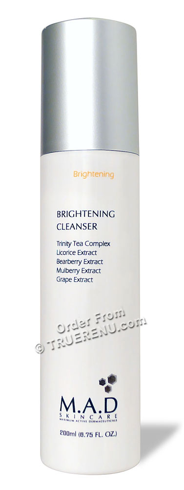 PHOTO TO COME: M.A.D SKINCARE BRIGHTENING: Brightening Cleanser - 200ml