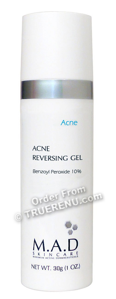 PHOTO TO COME: M.A.D SKINCARE ACNE: Acne Reversing Gel - 30g