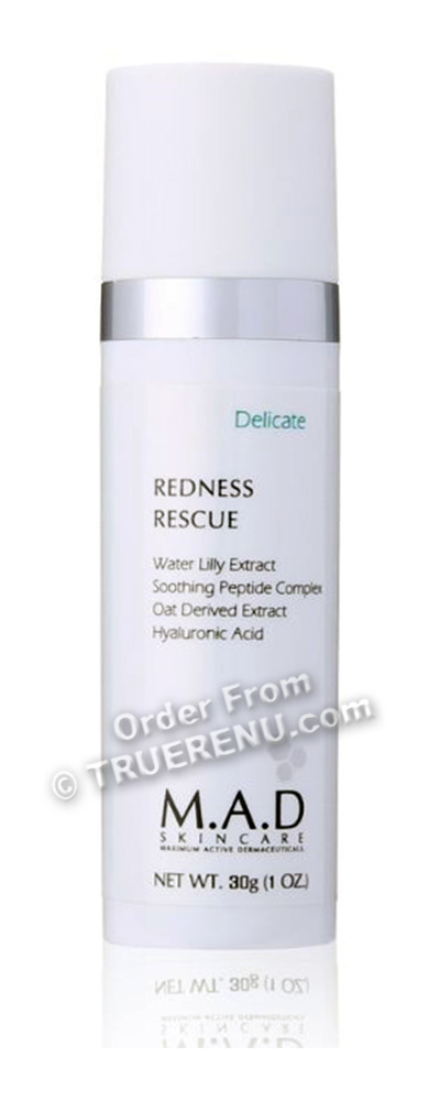 PHOTO TO COME: M.A.D SKINCARE DELICATE Redness Rescue - 30g