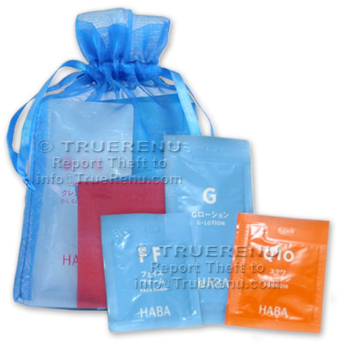 Photo of HABA Fresh 3-Product Trial/Sample Set