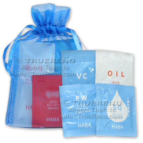 Photo of HABA Moist 4-Product Trial/Sample Set