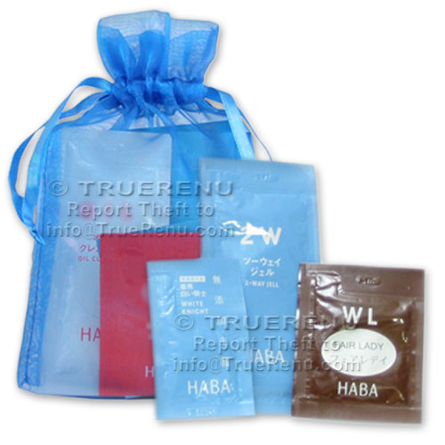 Photo of HABA Special Care 3-Product Trial/Sample Set