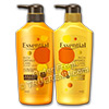 Photo of KAO Essential - Rich Damage Hair Care Set: Shampoo and Conditioner - Two 480ml pump bottles
