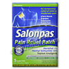 Photo of SALONPAS Ultrathin Pain Relief Patches - 5 Patches