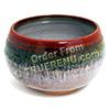 Photo of Shoyeido HandCrafted Ceramic Incense Bowl - Rust Rim