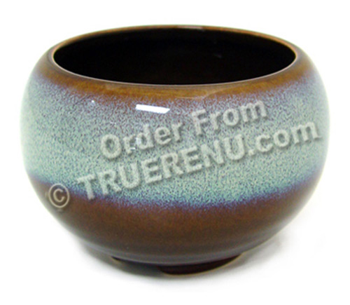PHOTO TO COME: Shoyeido HandCrafted Ceramic Incense Bowl - Mountain Mist