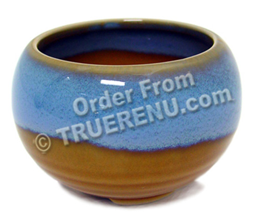 PHOTO TO COME: Shoyeido HandCrafted Ceramic Incense Bowl - Azure