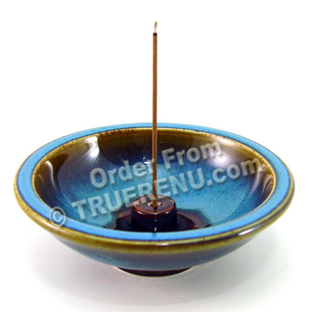 PHOTO TO COME: Shoyeido Stoneware Large 4-1/2