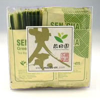 Photo of Authentic Maeda-en Japanese Sencha Green Tea - 20 Foil-Wrapped Tea Bags