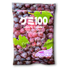 Photo of Japanese Fruit Gummy Candy from Kasugai - Grape - 107g