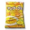 Photo of Japanese Fruit Gummy Candy from Kasugai - Mango - 102g