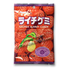 Photo of Japanese Fruit Gummy Candy from Kasugai - Litchi - 102g